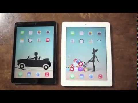 Nice animation iPhones & iPads! Video & Music by Brunettes Shoot Blondes