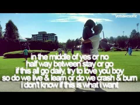 Where Do We Go - Atozzio Ft Jordyn [lyrics On Screen]
