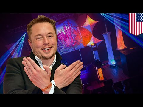 Elon Musk party: Tesla & SpaceX CEO attended banging jungle party in Silicon Valley - TomoNews