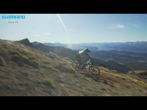 This is the Enduro World Series | SHIMANO