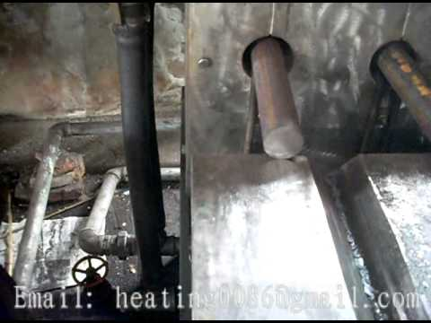 Automobile industry induction heating system for heating and forge steel rods|bars|billets