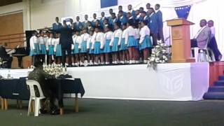 Lefamolele by Chris Hani Arts and Culture School in Makhaza , Cape Town conducted - Sinethemba Gqola