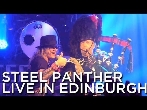 2012-11-09 'Steel Panther' @ Corn Exchange, Edinburgh, UK ('If You Really Really Love Me' & ' Commun