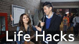 University of Waterloo on Life Hacks