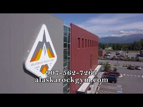Welcome to the Alaska Rock Gym
