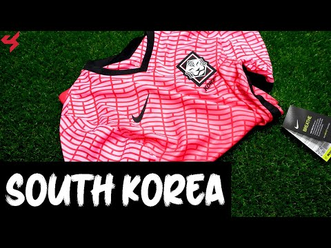 Nike South Korea 2020/21 Home Jersey Unboxing + Review from Subside Sports