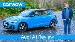 Audi A1 Sportback 2019 in-depth review | carwow Reviews