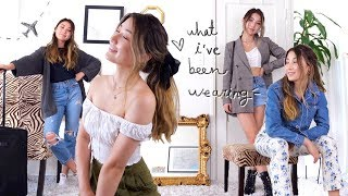 My Week In Outfits (fall ootw + stories from my life)