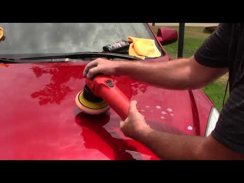 Steps to Be Profitable & Successful Polishing Car Paint!
