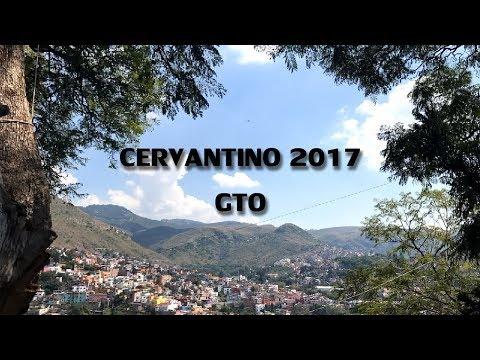 Cervantino Trip 2017| Gto. México - Diego GM