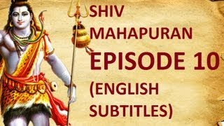 Shiv Mahapuran with English Subtitles - Episode 10 I Shree  Somnath Jyotirling