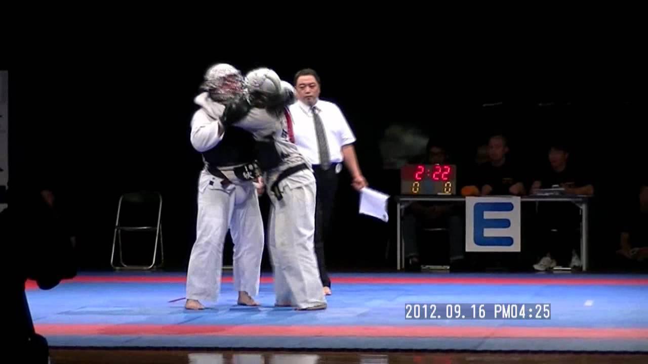 日本拳法 2012 全・日本個人選手...