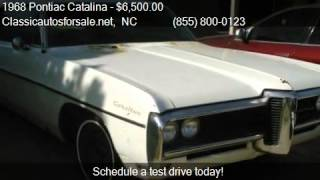 1968 Pontiac Catalina  - for sale in RALEIGH, NC 27603 #VNclassics