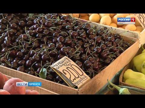 Овощи и фрукты в Брянске дороже, чем обычно
