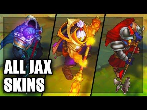 all-jax-skins-spotlight-(league-of-legends)
