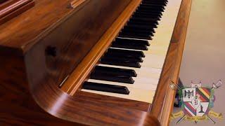 Upright Piano Refinishing