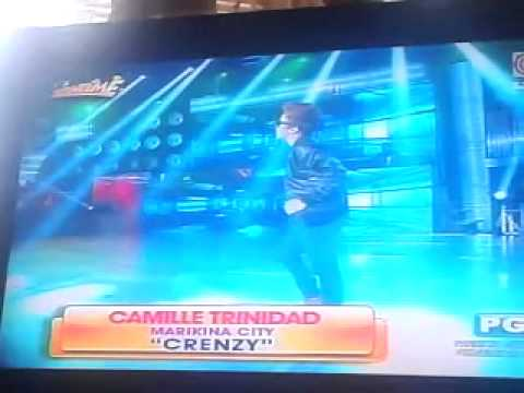 Thats My Tomboy Camille Trinidad Weekly Finals