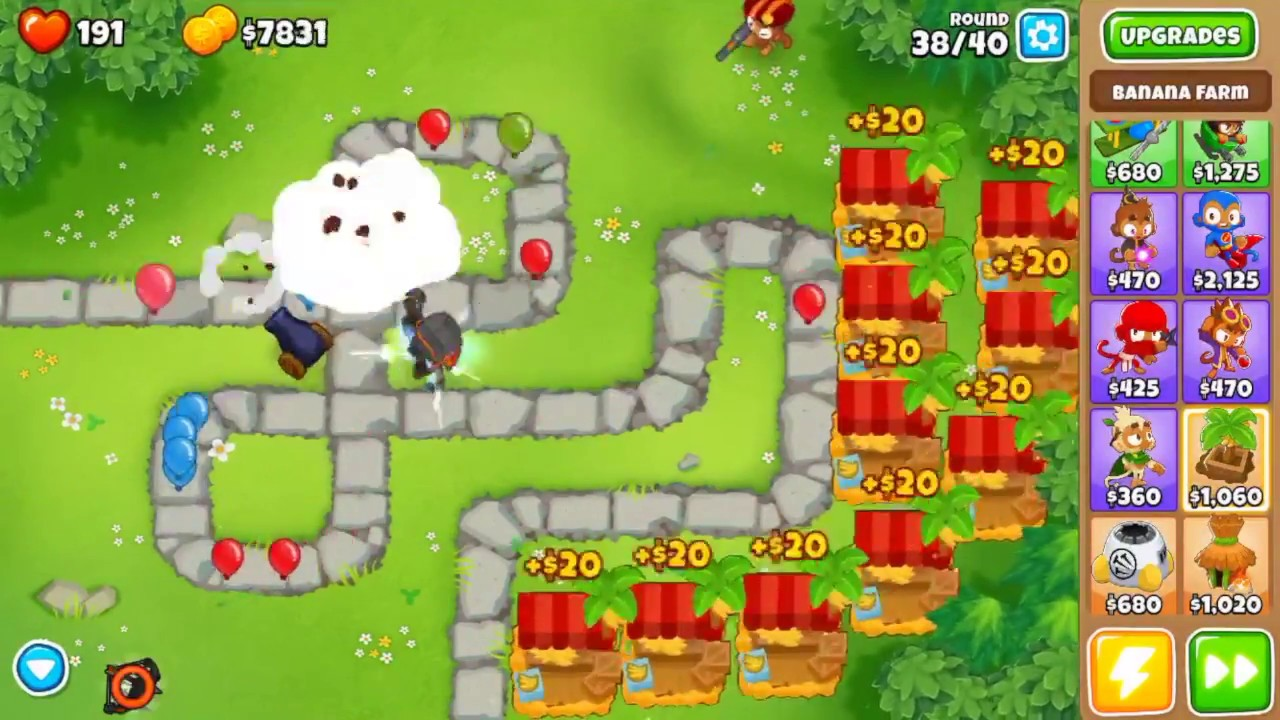 REGROW FARMING IN BTD6?!?!?!?! Is it possible?