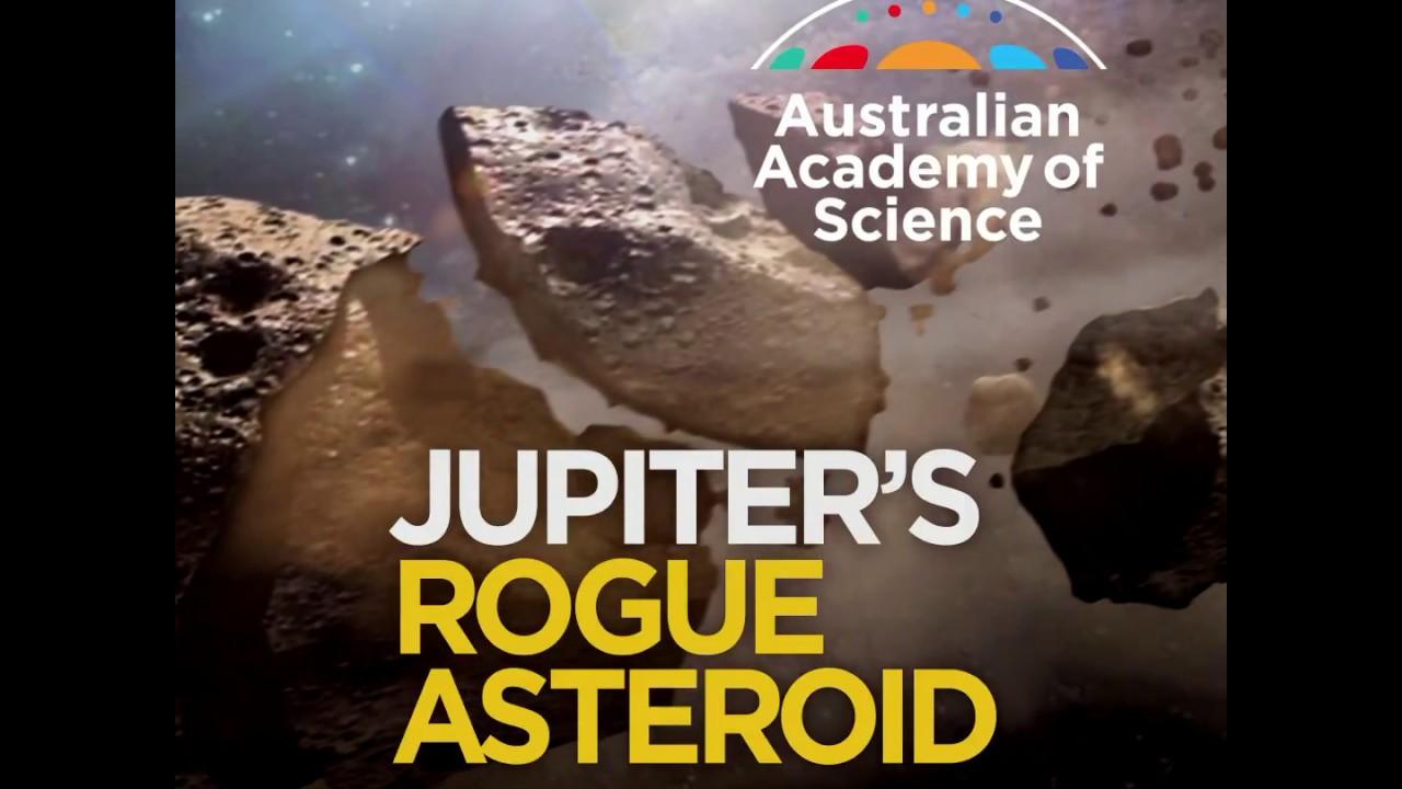 Jupiter's Rogue Asteroid