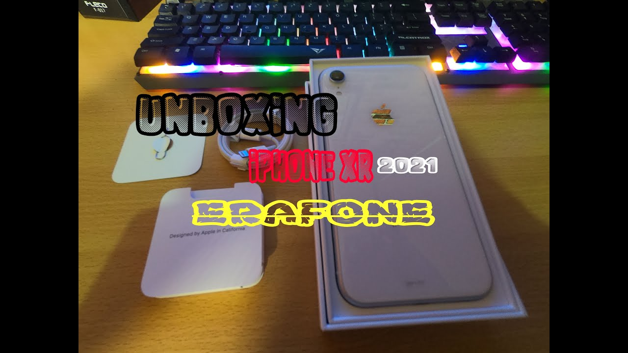 UNBOXING IPHONE XR IBOX/ERAFONE MASIH RECOMENDED DI ...