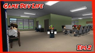 Roblox | Game Dev Life | Upgrading The Place