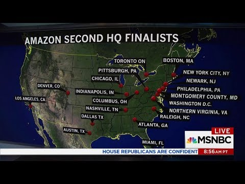 Amazon HQ2 Analysis: Stay the Fuck Out Of The D.C. Metro Area!