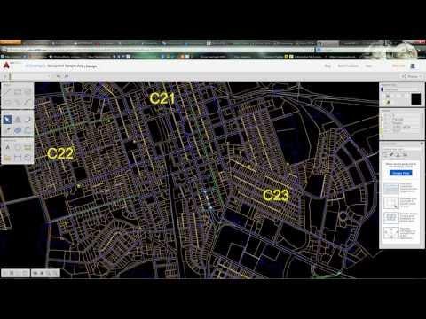 Como Ver Archivos De AutoCad  DWG Y DXF Sin AutoCad, Visor AutoCAd®  360