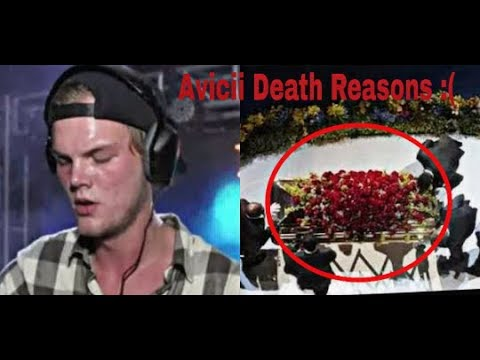 Avicii death reason – Trump