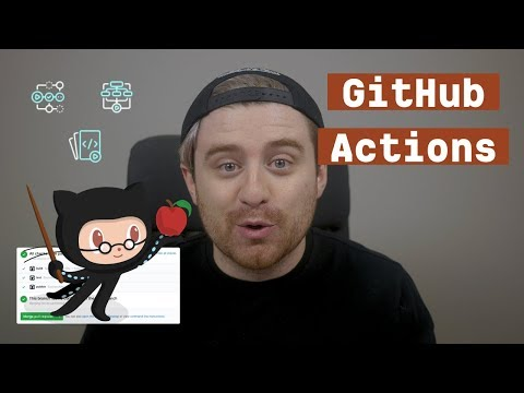 THIS IS MY FAVORITE NEW (FREE!) PROGRAMMING TOOL | GitHub Actions Tutorial