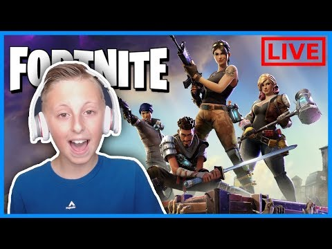 🔴 Will I Get My First Win? Fortnite Live Stream   Fortnight Game Play with Fans