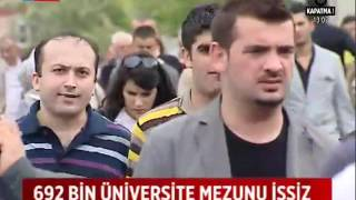 DİPLOMA VAR, İŞ YOK