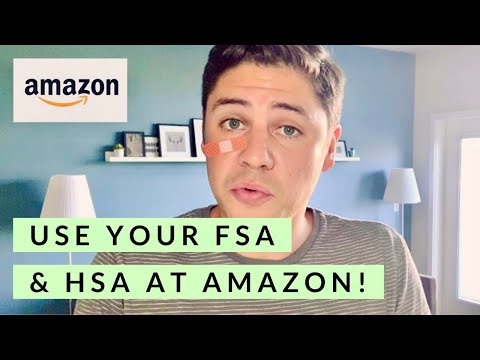 How To Use Your FSA & HSA On AMAZON!