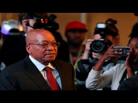 Zuma acknowledges ANC defeat in municipal elections