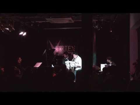 Live at the Vortex : Tom Harrison Quartet, feat Fabrice Tarel