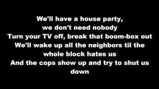 Download Sam Hunt - House Party with Lyrics MP3 song and Music Video