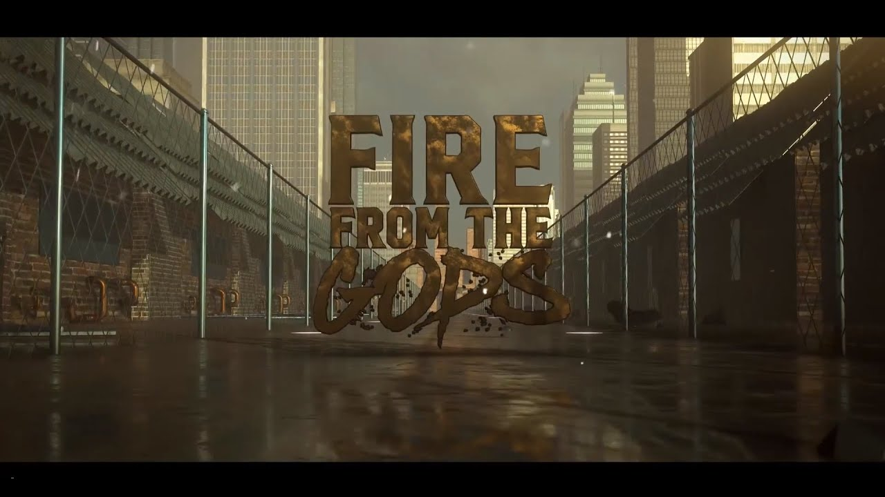 Fire From The Gods — Pretenders