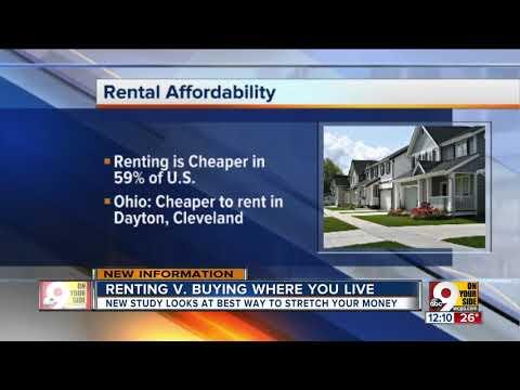 To Rent Or Buy In Cincinnati