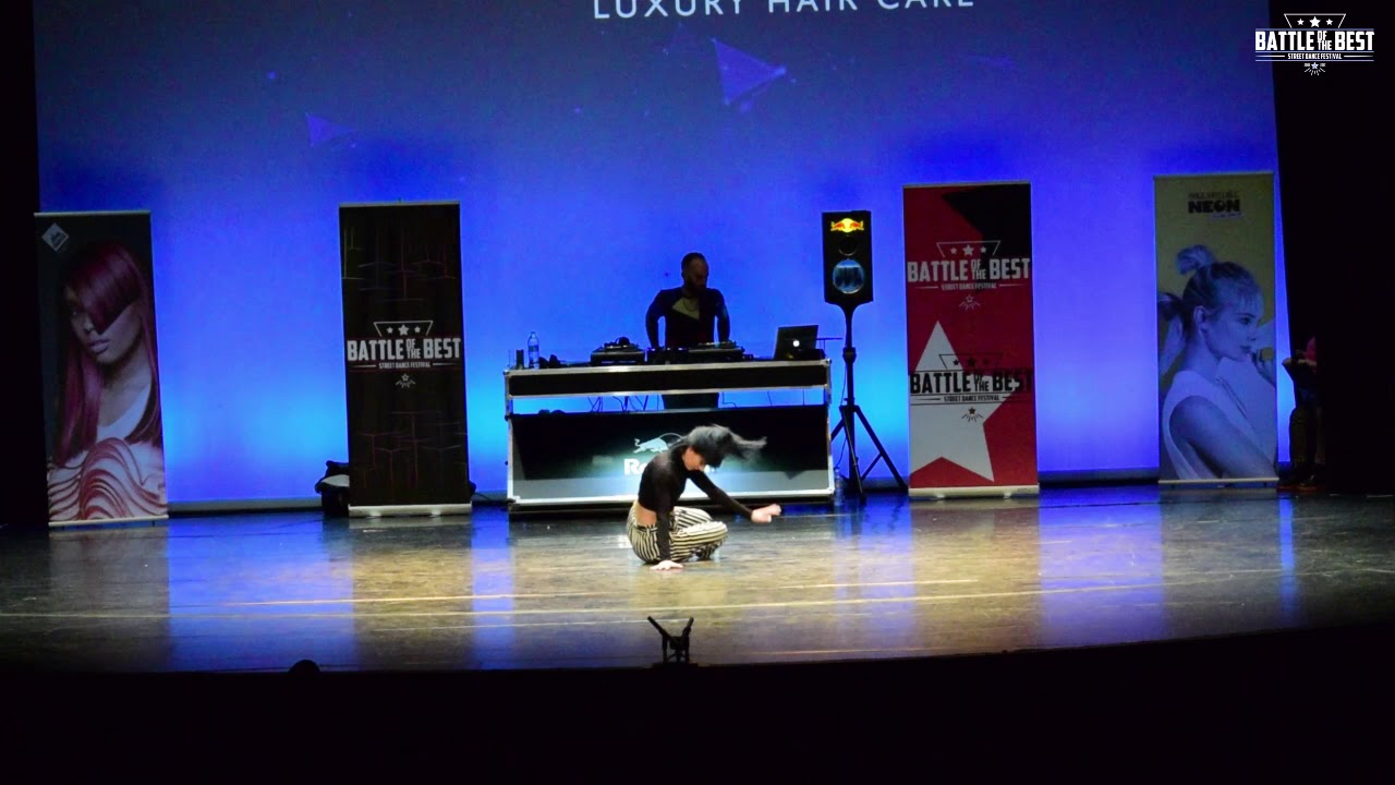 DUSIA (LARISA)  - Solo Street Dance Theater Awards 2020