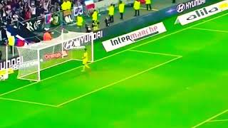 Best goal in the football history from the Half line