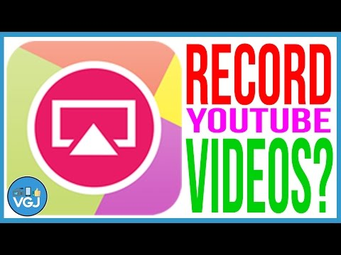 Using Airshou to Record Youtube? - How to Record Your iPhone or iPad