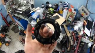 WTF/ čištění turba 1.9 TDi 81kW