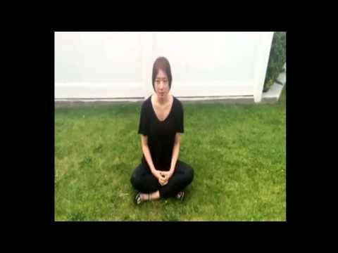 park shin hye in Ice Bucket Challenge