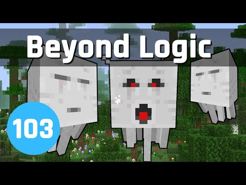 Beyond Logic #103: Jungle Ghasts | Minecraft 1.14