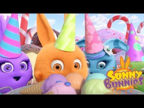 Cartoons for Children | Sunny Bunnies - CANDY LAND | Funny Cartoons For Children
