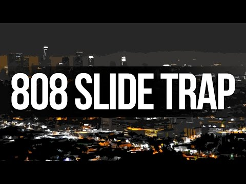 BASS SLIDE TRAP - 808 Slide Trap Music | Level Up (Prod. TechnixBeatz)
