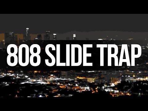 BASS SLIDE TRAP  808 Slide Trap Music  Level Up Prod TechnixBeatz