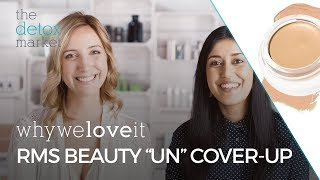 "Why We Love It - RMS Beauty ""Un"" Cover-Up"