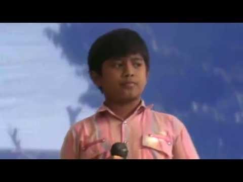 Dimana Akan Kucari..... Ayah... Dimas HN (11 Tahun) Menangis... & Menangis mencari Ayah nya.......