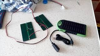 Zasilanie solarne - bateria słoneczna