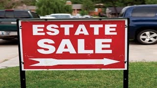 Making Money at an Estate Sale:  Bought and sold in 18 hours